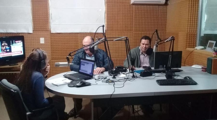 Entrevista a Roberto Niez y Juan Miguel Dobler