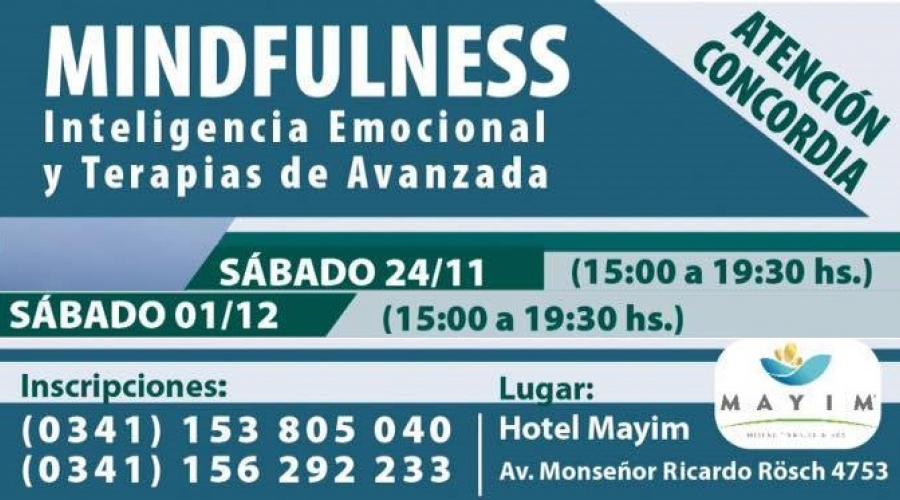Entrevista a Ana Volonté y Luciana Corinaldessi (Licenciadas en Psicología) Por ciclo de Mindfulness.