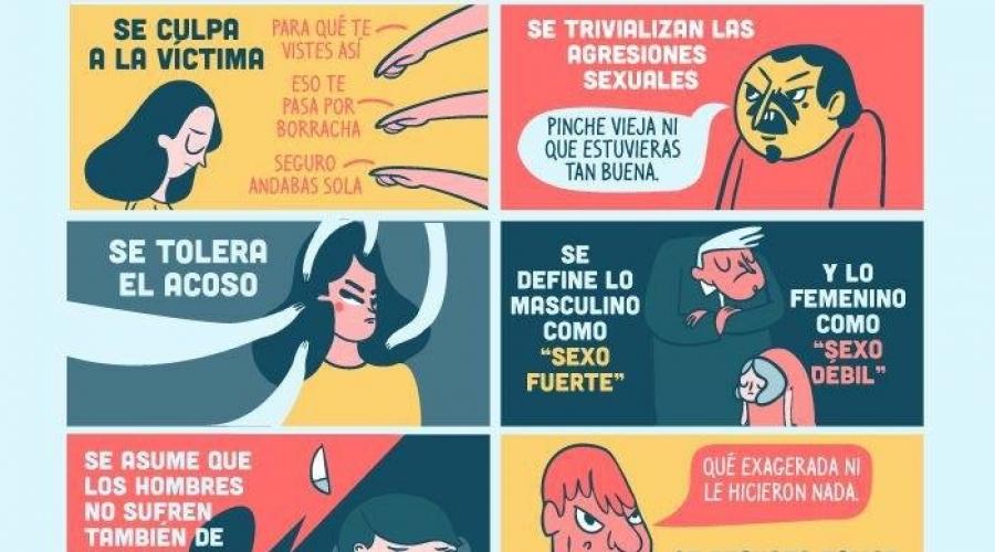 Columna de géneros a cargo de Andrea Sosa Alfonzo 16-05-2018