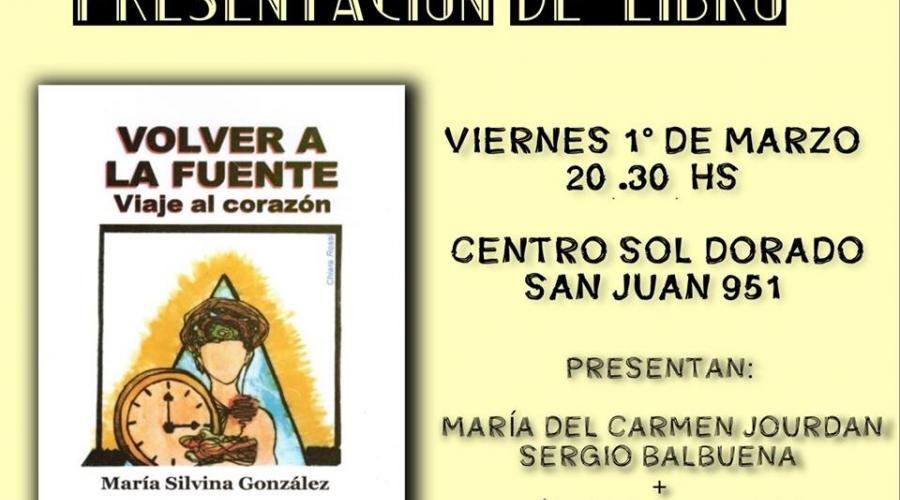 Entrevista a María Silvina González