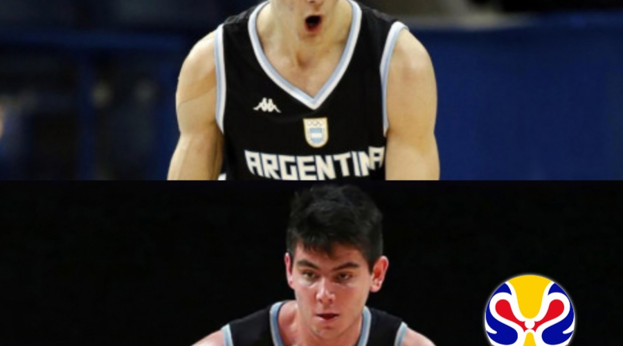Nicolás Brussino y Gabriel Deck desde CHINA
