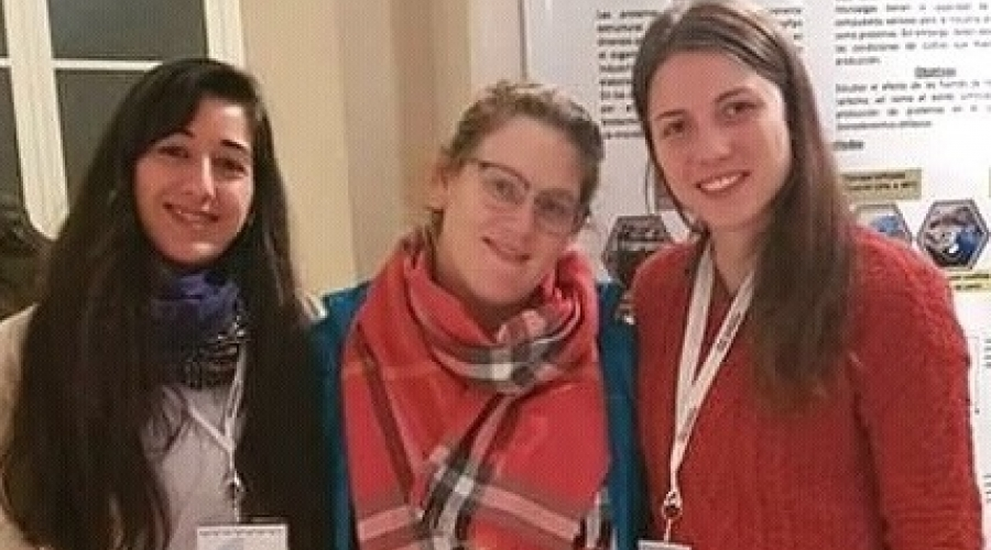 Entrevista a la estudiante Gina Vezzosi