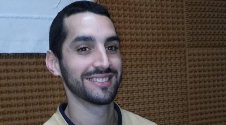 Entrevista a Lucas Barboza (Recibido de Licenciado en Sistemas)