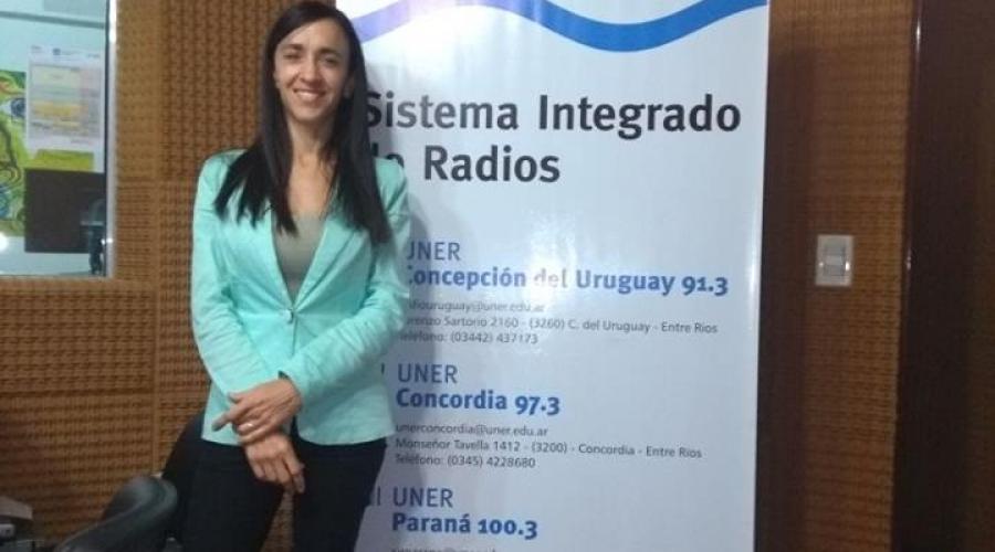 Entrevista a la Lic. Lucila Salessi (Profesora de la Licenciatura en Turismo)