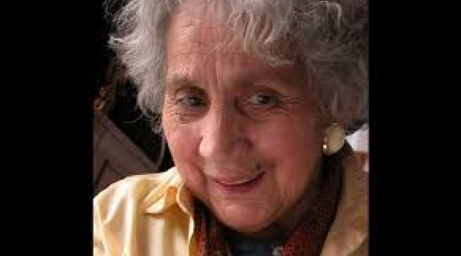 Blanca Diaz de Garnier, abuela de la Nieta 126