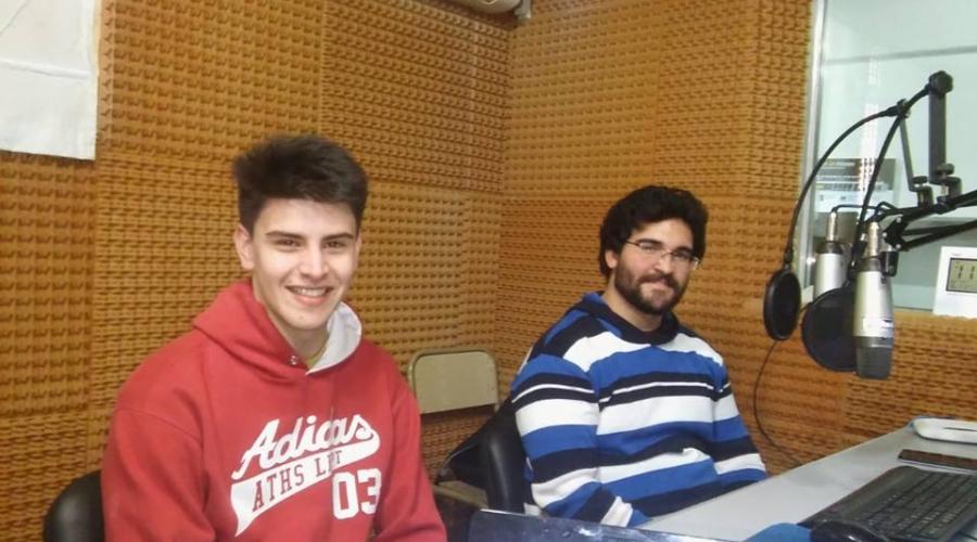 Entrevista a Nahuel Medina y Pablo Serantes (Estudiantes de Ingenieria en Mecatrónica)