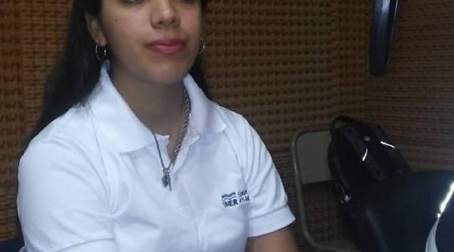 Entrevista a Cintia Ferla Garay (Estudiante del Prof. de Portugués)