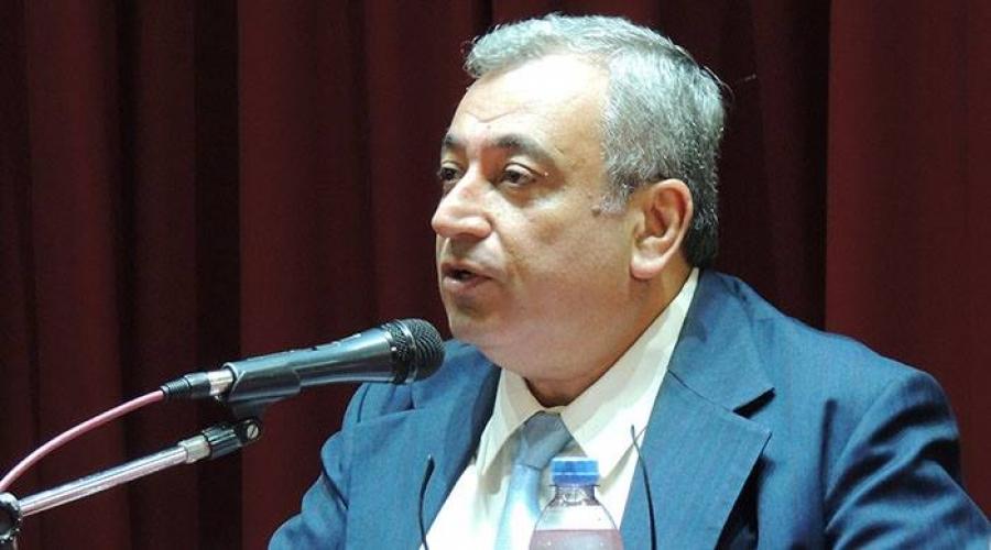 Entrevista al contador Raúl Mangia