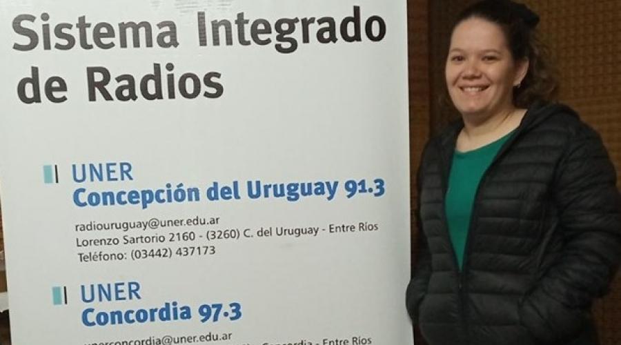 Entrevista a estudiante Melina Ramos