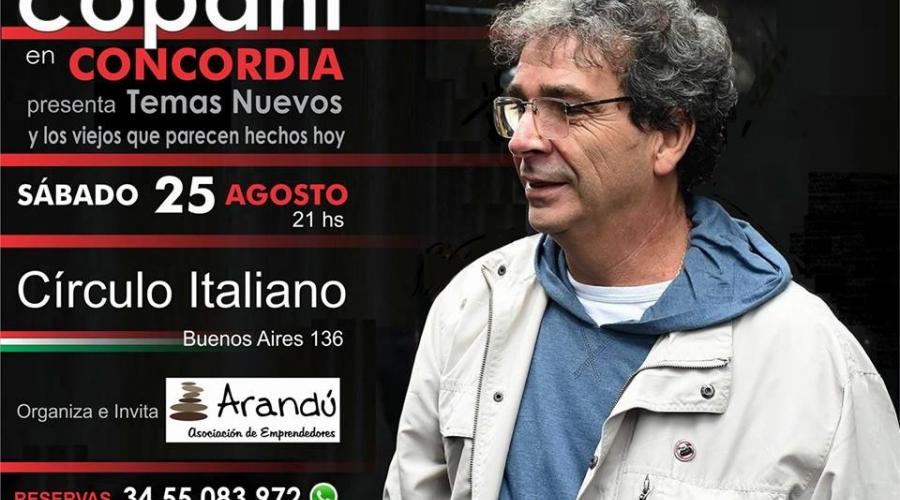 Entrevista a Ignacio Copani