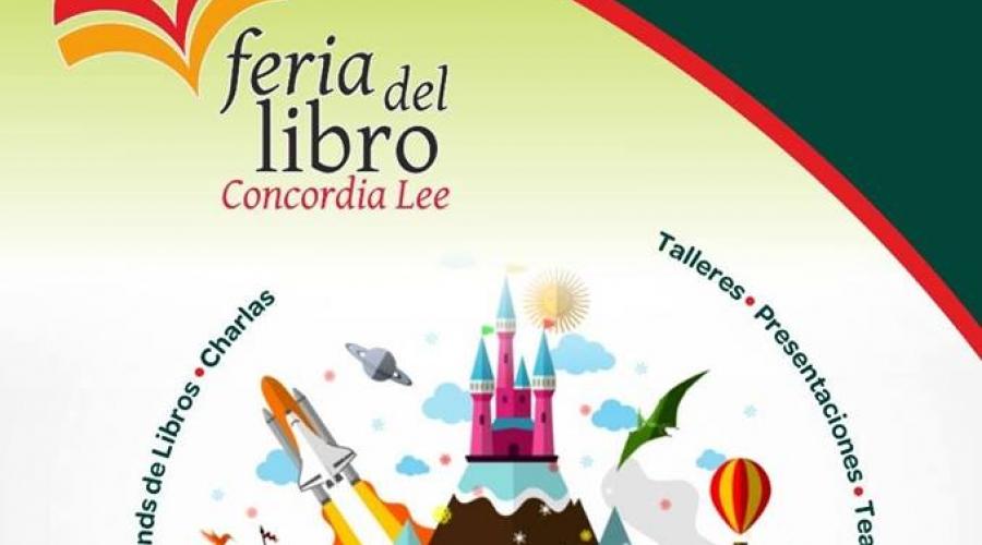 Entrevista a Stella Maris Ponce por la 11° Feria del Libro de Concordia y la Región