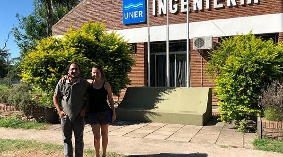 Entrevista al bioingeniero Fernando Sassetti
