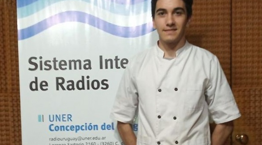 Entrevista al estudiante Javier Vassallo