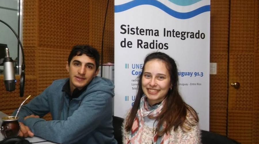 Entrevista a Daniel Cambra y Magalí Carlino