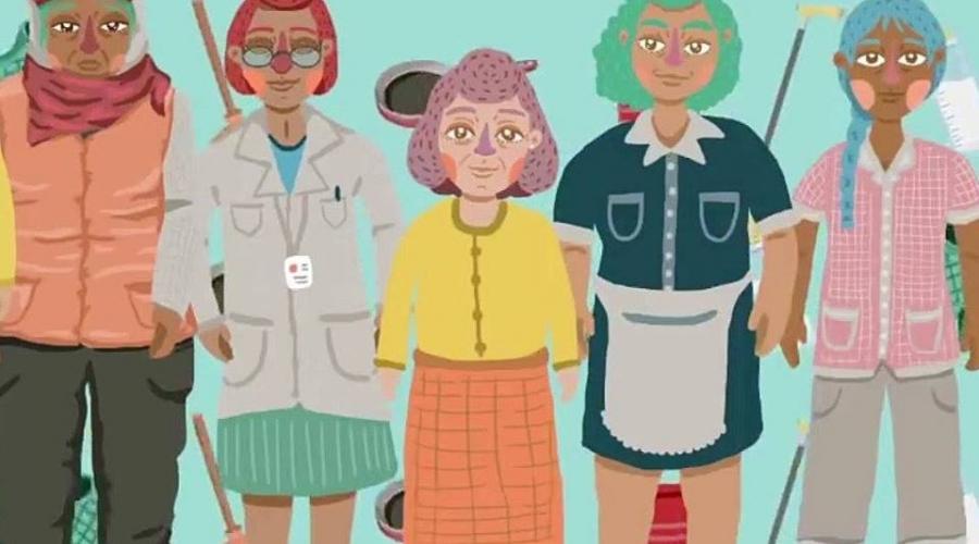 Columna de géneros a cargo de Andrea Sosa Alfonzo 02-05-2018
