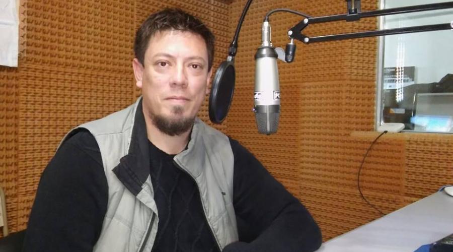 Entrevista a Martin Novoa (Biólogo, Docente del taller de Tango)