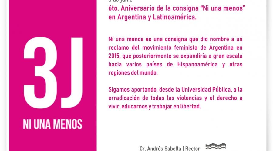 Protocolo contra la violencia sexista de la UNER