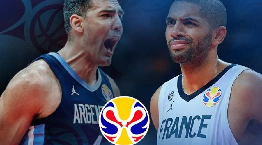 Cobertura post partido Francia - USA Mundial de Básquet China 2019