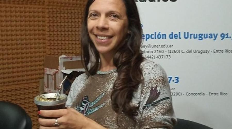 Entrevista a la ing. Romina Bacigalupo