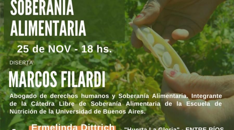 Entrevista al abogado Marcos Filardi