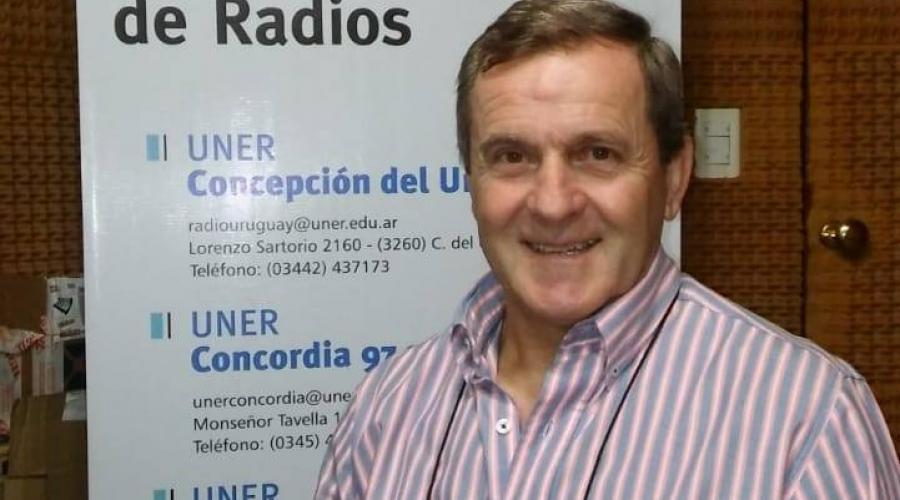 Entrevista al Ing. Oscar Gerard