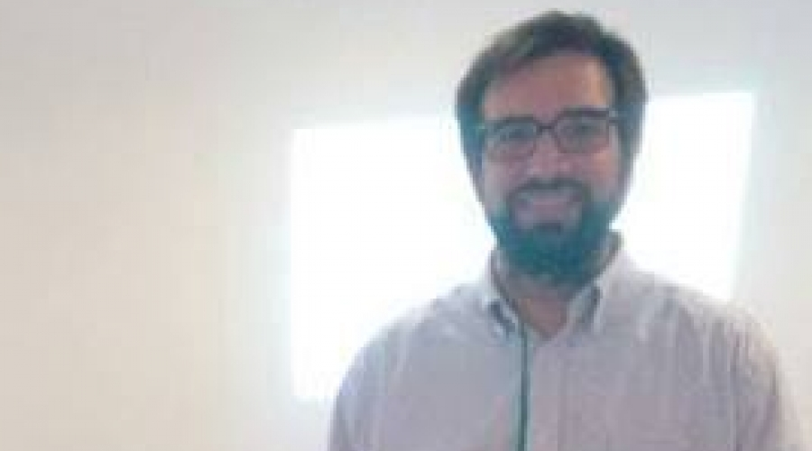 Entrevista al Ing. Lucas Benitez (Investigador FCAl)