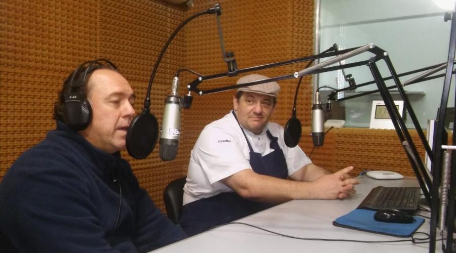 Entrevista a Alex Marinucci y Andres Chaijale
