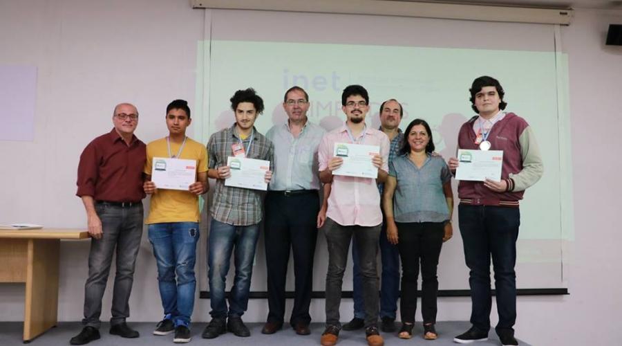 Entrevista a los Mencionados en las Olimpiadas Nacionales de Programación INET